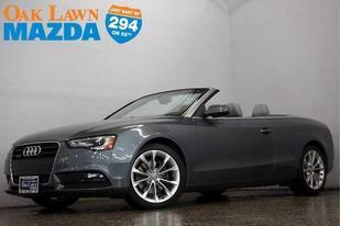 2013 Audi A5 2.0T Premium Plus