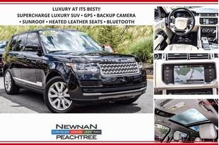 2015 Land Rover Range Rover 3.0L Supercharged HSE