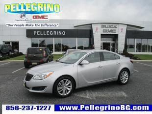 2014 Buick Regal Turbo Premium II