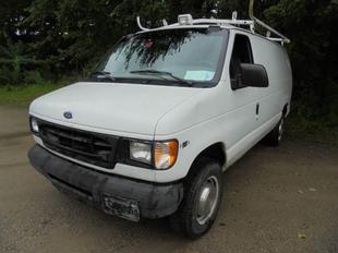 2002 Ford E250 Cargo