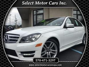 2013 Mercedes-Benz C 300 Sport 4MATIC