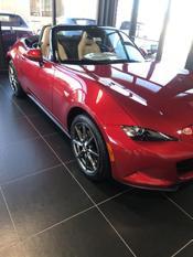 2017 Mazda MX-5 Miata Grand Touring