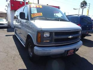 1998 Chevrolet Express 3500 LS