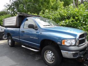2004 Dodge Ram 2500 Laramie
