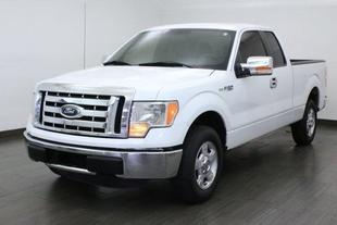 """2012 Ford F-150 2WD SuperCab 145"""""""