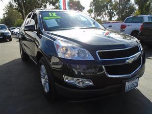 2012 Chevrolet Traverse 1LT
