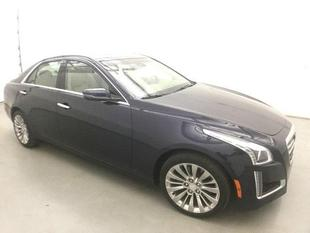 2016 Cadillac CTS 2.0L Turbo Luxury