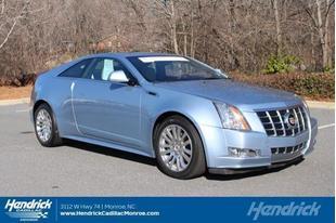 2013 Cadillac CTS Premium