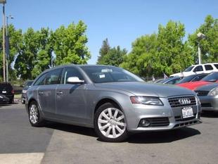 2010 Audi A4 2.0T Avant Premium Plus quattro