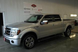 2014 Ford F-150 2WD SuperCrew