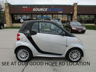 2014 smart ForTwo Electric Drive passion