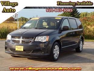 2014 Dodge Grand Caravan AVP/SE