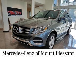 2018 Mercedes-Benz GLE 350 Base