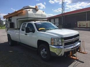 2009 Chevrolet Silverado 3500 Work Truck Extended Cab