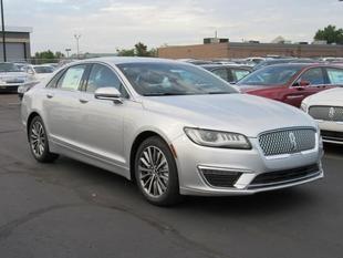 2017 Lincoln MKZ Select
