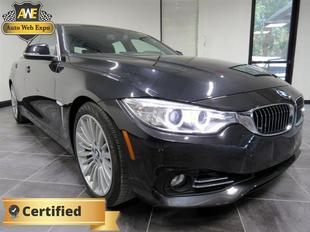 2016 BMW 435 Gran Coupe 1 Owner,Navigation,Heated Seats,Sport