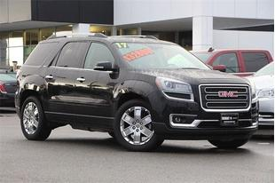 2017 GMC Acadia Limited Limited