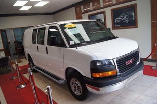 2015 GMC Savana 2500 Work Van