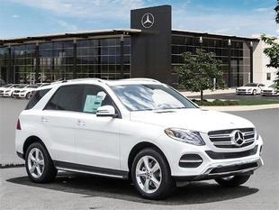 2017 Mercedes-Benz GLE 350 Base