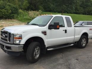 2009 Ford F-350 FX4 Super Duty