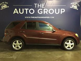 2008 Mercedes-Benz ML320 4MATIC