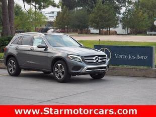 2018 Mercedes-Benz GLC 300 Base