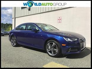 2017 Audi A4 2.0T Premium Plus quattro