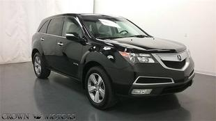 2013 Acura MDX 3.7L Technology