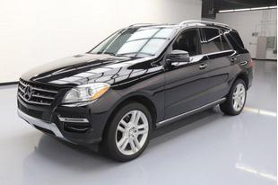 2015 Mercedes-Benz ML250 BlueTEC 4MATIC