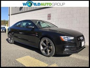 2015 Audi S5 3.0T Premium Plus quattro