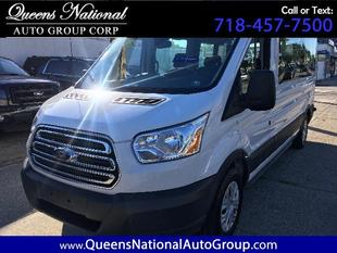 2017 Ford Transit-350 350 Wagon Med. Roof XL w/Sliding Pass. 148-in. WB
