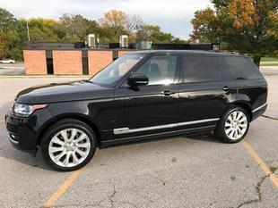 2015 Land Rover Range Rover Supercharged LWB 4x4 4dr SUV