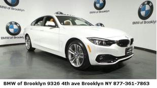 2018 BMW 430 Gran Coupe i xDrive