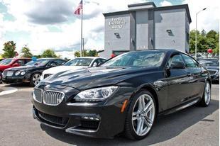 2014 BMW 650 Gran Coupe i xDrive