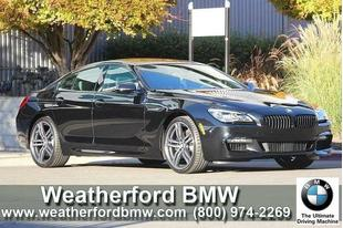 2018 BMW 650 Gran Coupe i