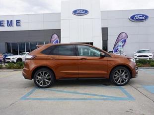 2017 Ford Edge Sport