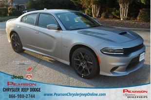 2018 Dodge Charger R/T