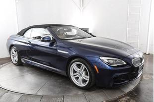 2016 BMW 650 i xDrive