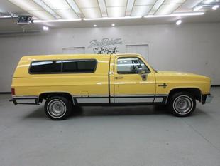 1985 Chevrolet C10/K10 Silverado