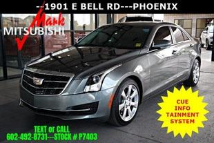 2016 Cadillac ATS 2.5 Luxury Collection