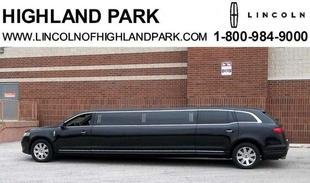 """2015 Lincoln MKT 120"""" Stretch Limousine"""