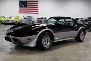 1978 Chevrolet Corvette PACE