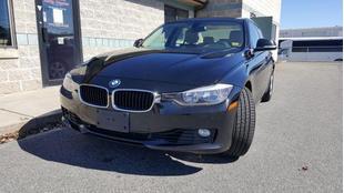 2014 BMW 328 i xDrive