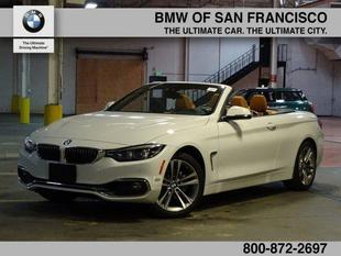 2018 BMW 430 430i