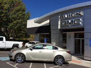 2016 Buick Regal 4dr FWD Sedan Turbo Premium II