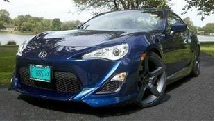 2013 Scion FR-S FIVE AXIS KIT