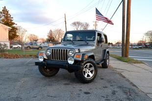 2005 Jeep Wrangler Unlimited Rubicon