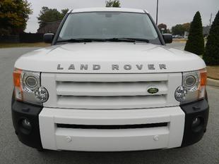 2008 Land Rover LR3 HSE