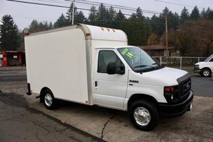 2014 Ford E350 Super Duty Cargo