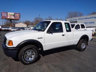 2004 Ford Ranger XL SuperCab
